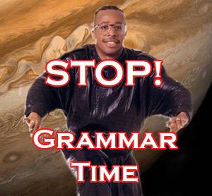 grammar time